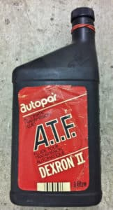 Automatic Transmission Fluid by Autopar
