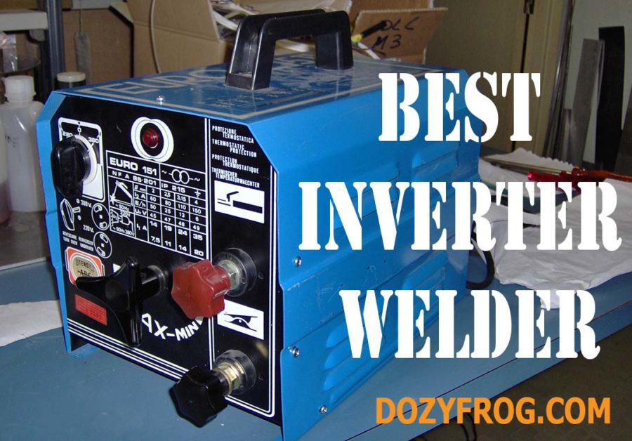 best Inverter welders