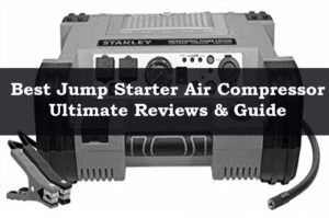 Best Jump Starter Air Compressor