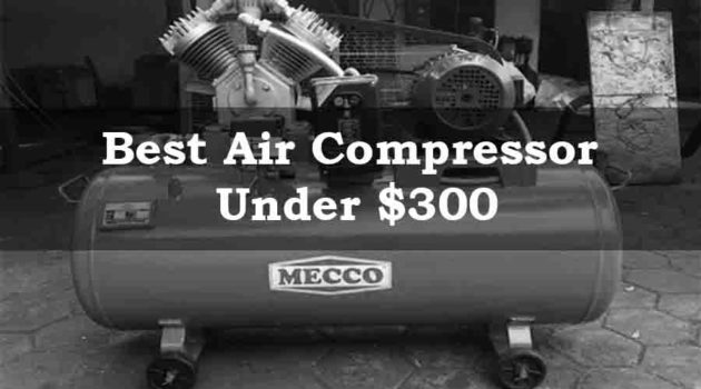 Best Air Compressor Under $300